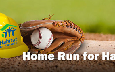 Early Sign Up: Hit a Homerun for Our Habitat • October 13
