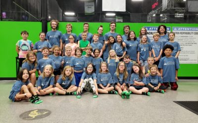 Discovery Camp – July 30-August 3