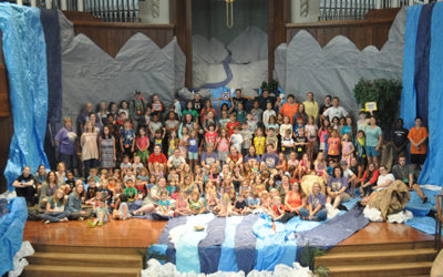 Vacation Bible School, June 25 – 28, 2018