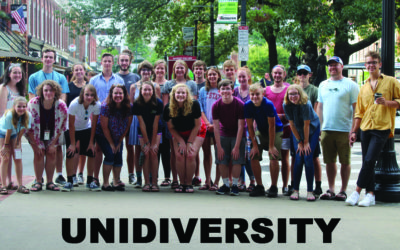 Unidiversity Youth Camp 2018