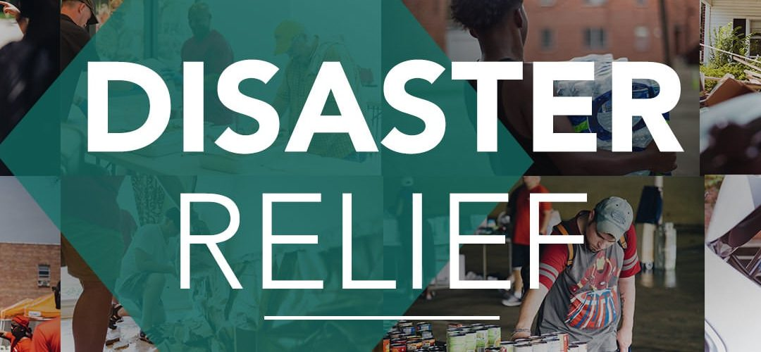 Giving and Serving at the Center of Hurricane Florence