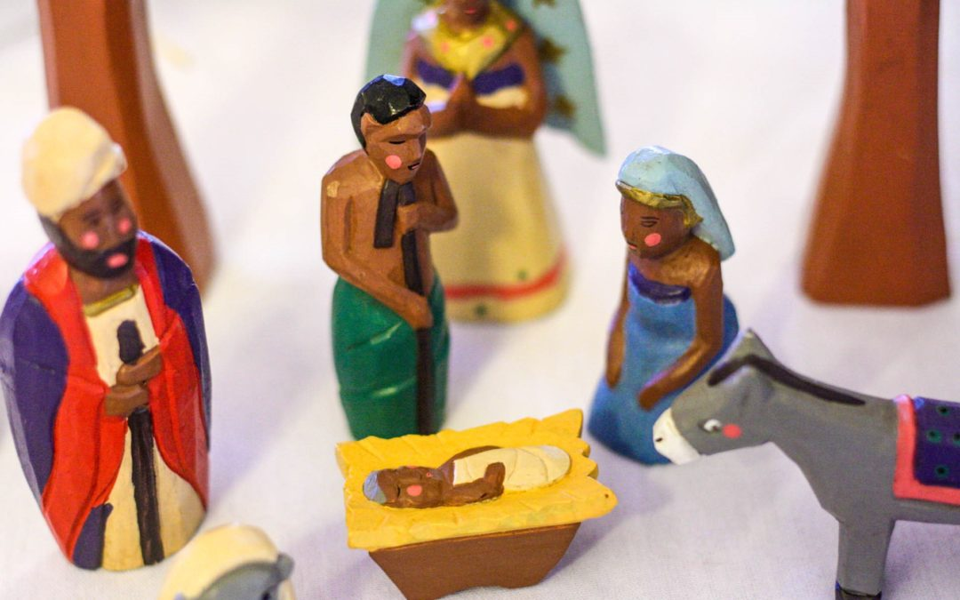 O Come Let Us Adore Him: Christmas Nativity Sets from around the World