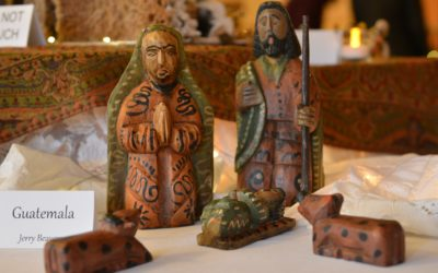 The Biblical Story and Folklore in Nativity Sets