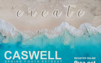 Caswell Spring Youth Retreat
