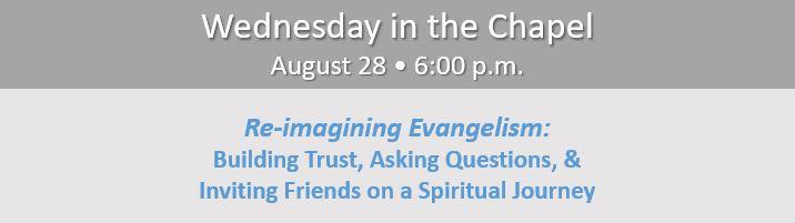 Re-Imagining Evangelism