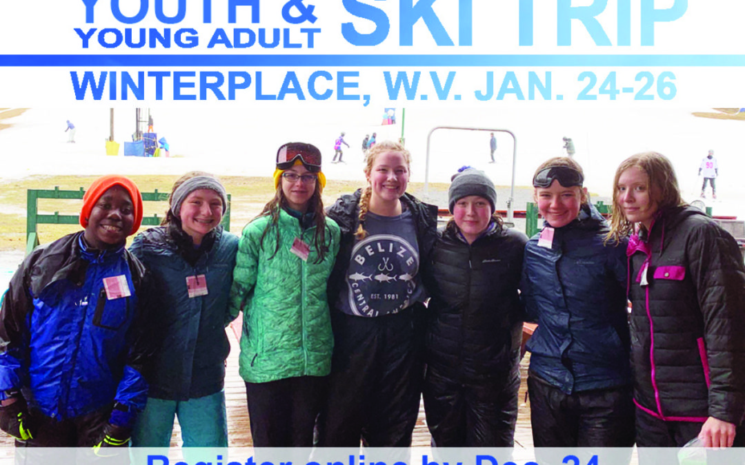 Ski Trip Registration Open Until December 24