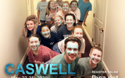 Caswell Spring Youth Retreat 2020 – May 22-22, Fort Caswell, NC