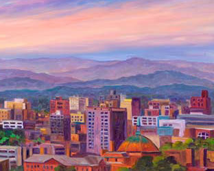 A Sacred City Rising – Wednesdays, January 15-29 at 6:00 p.m. in the Chapel