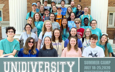Knoxville Service Trip and Unidiversity Summer Camp, July 18 – 25