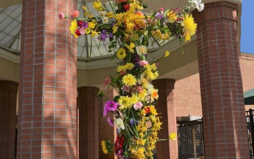 Flower Cross 2020