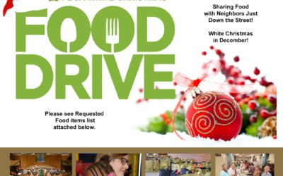 Food Drive – White Christmas
