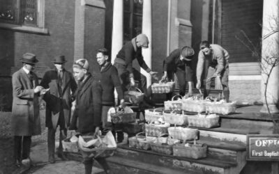 White Christmas Food Collection – 1922