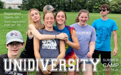Unidiversity, Youth Summer Camp