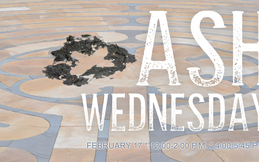Ash Wednesday Experience for Youth
