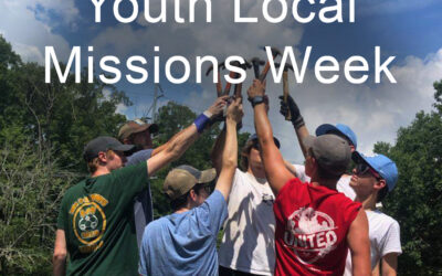 Youth Local Missions Week