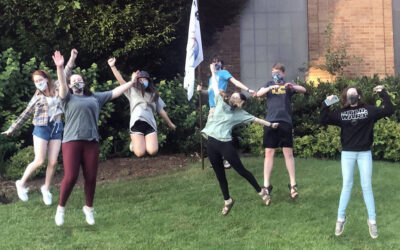 Rising Seventh Grade Retreat